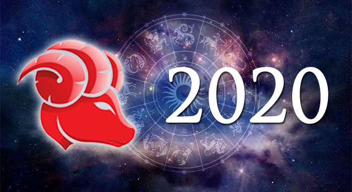 Aries 2020 horoscope