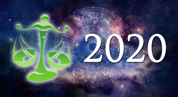 Libra 2020 horoscope
