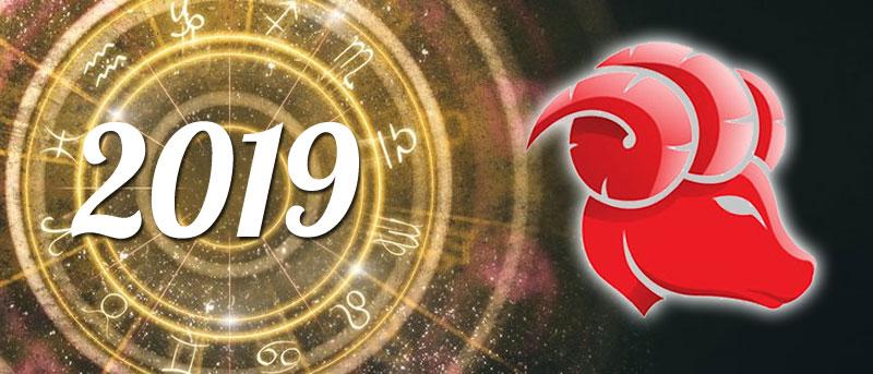 Aries 2019 horoscope