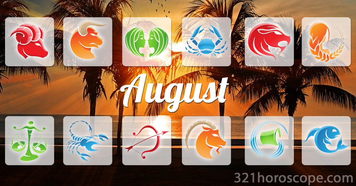 August 2020 horoscope