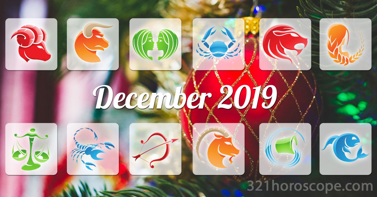 December 2019 horoscope
