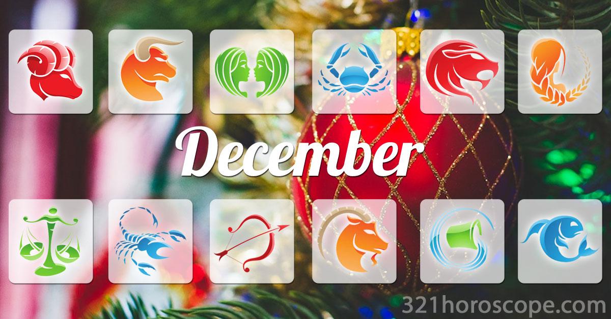Horoscope December 2020 - 2020 - Horoscope