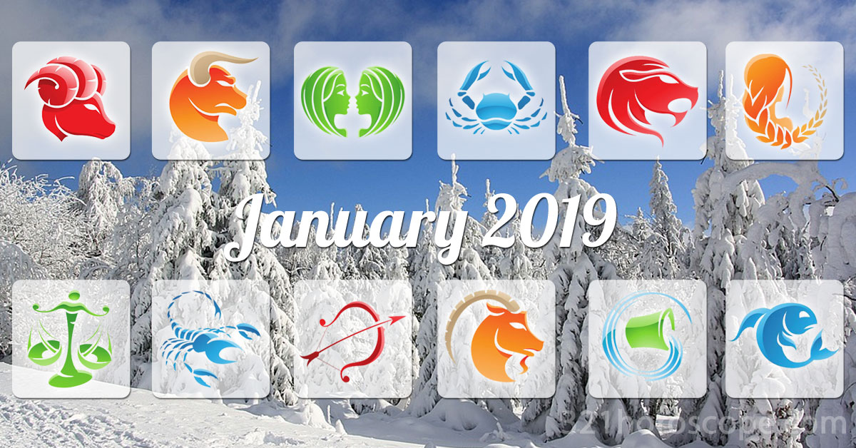 January 2019 horoscope