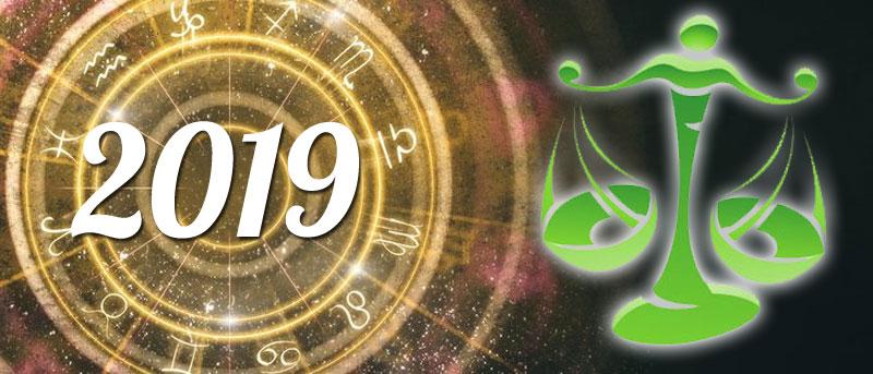 Libra 2019 horoscope