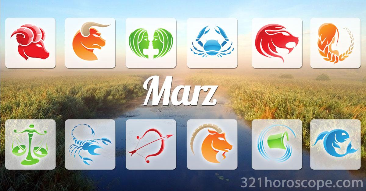 March 2020 horoscope