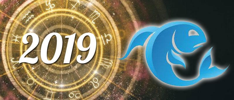 Pisces 2019 horoscope