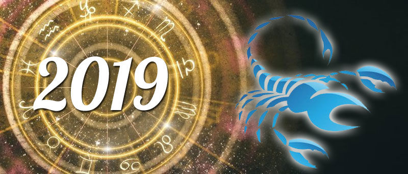 Scorpio 2019 horoscope