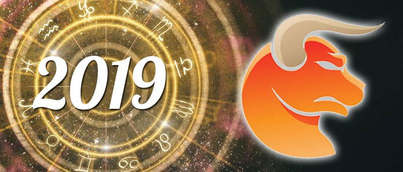 Taurus 2019 horoscope