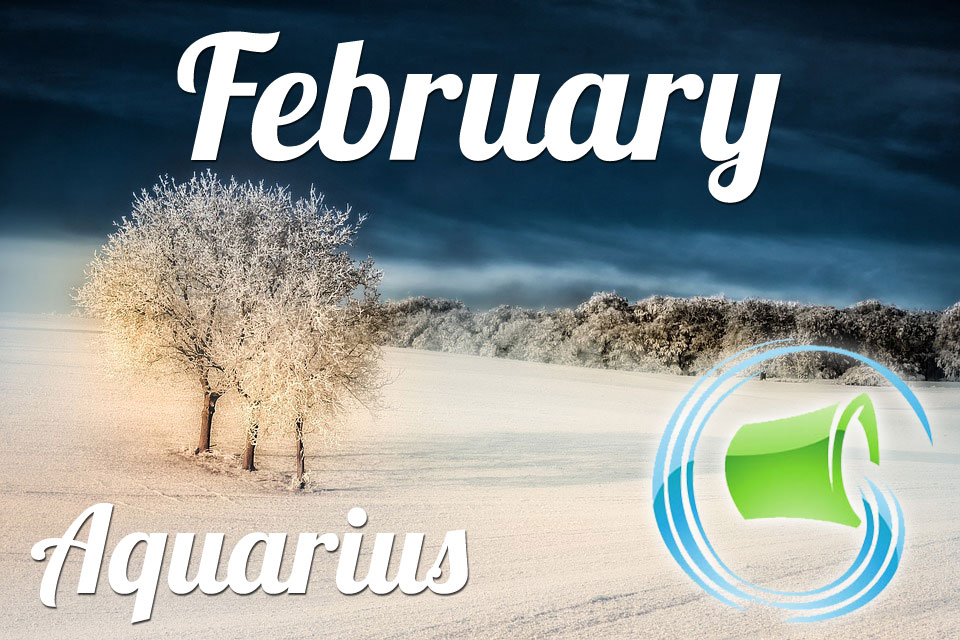 Aquarius horoscope February