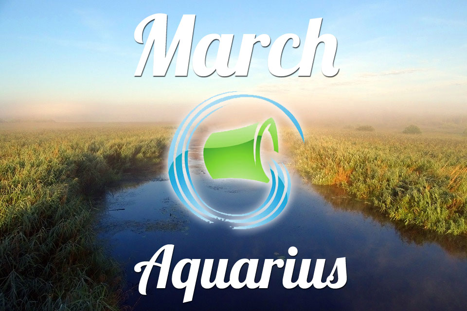 Aquarius March 2020