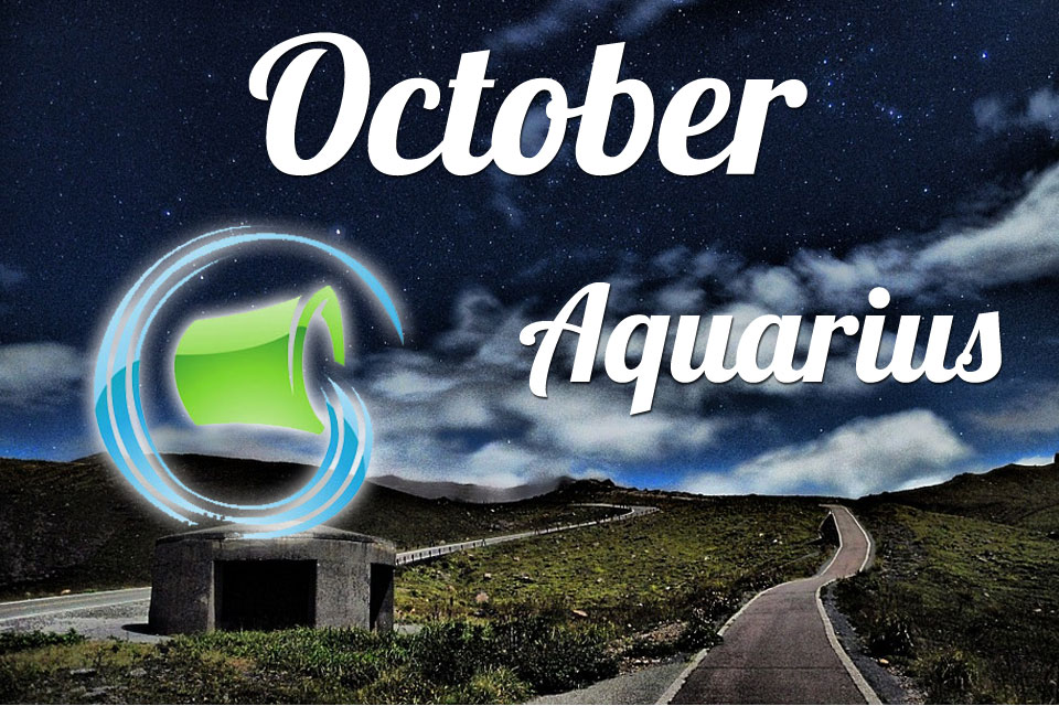 Aquarius October 2020