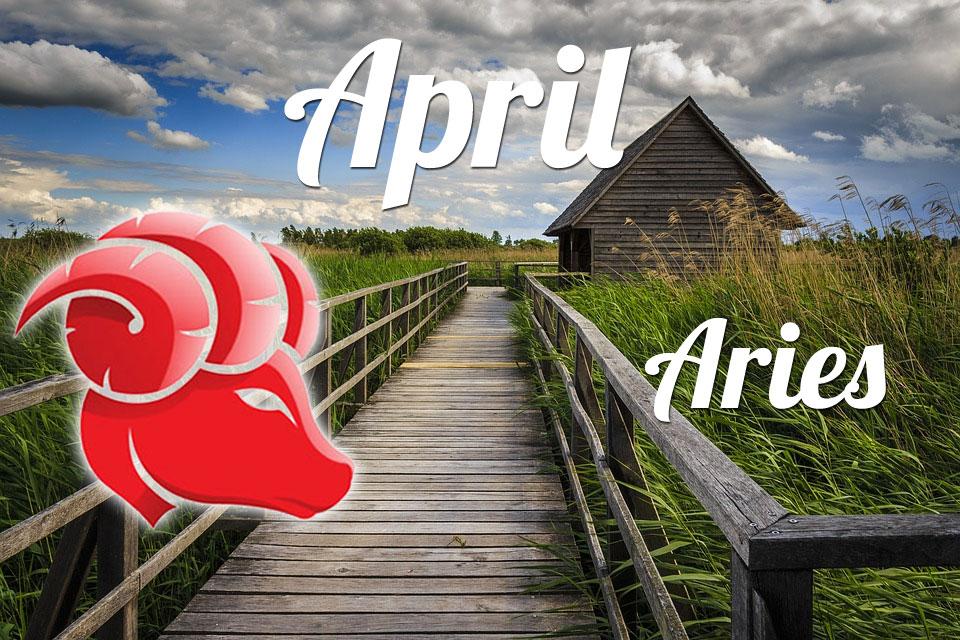 Aries April 2019