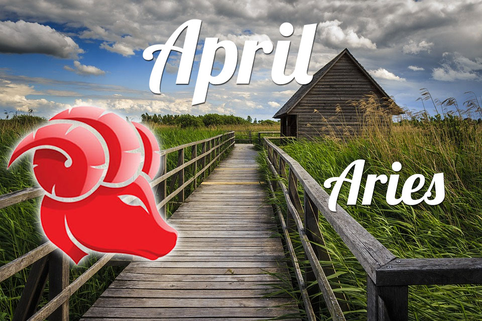 Aries horoscope April