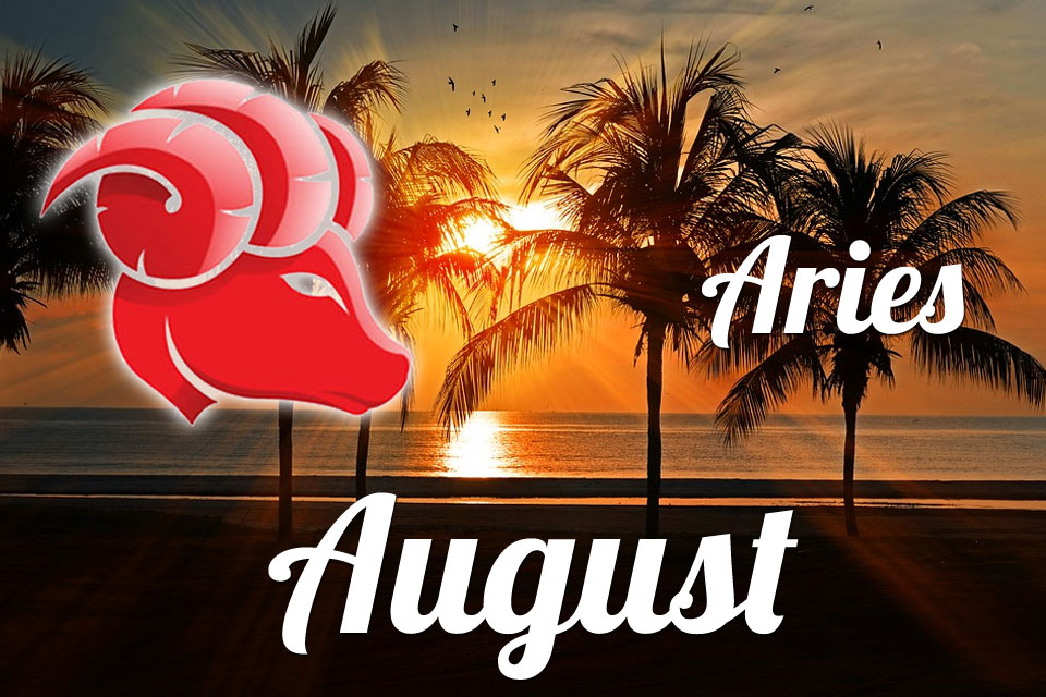 Aries August 2019