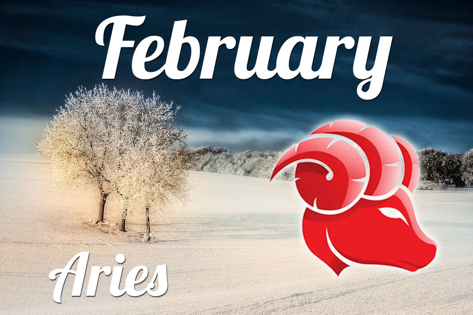Aries horoscope February