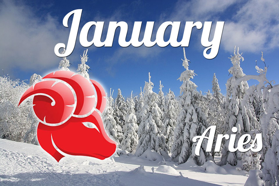 Aries horoscope January
