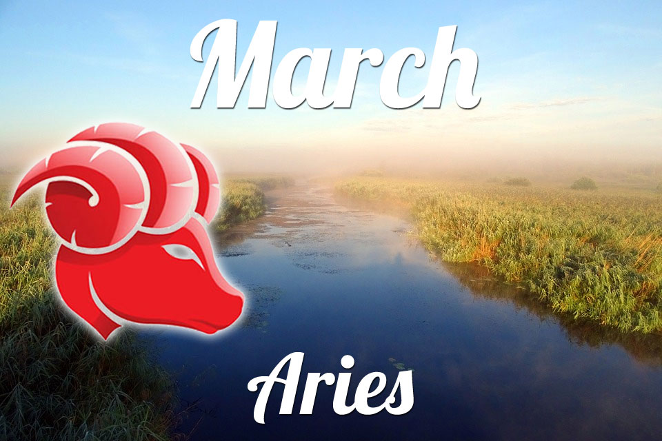 Aries horoscope March