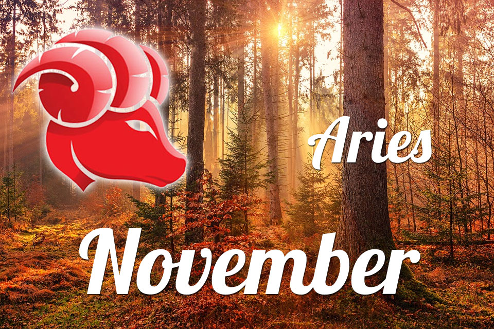 Aries horoscope November