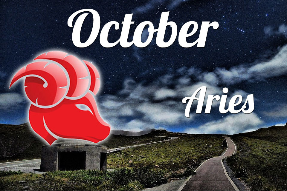 Aries horoscope October