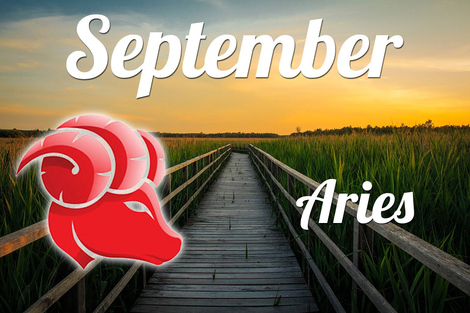 Aries horoscope September
