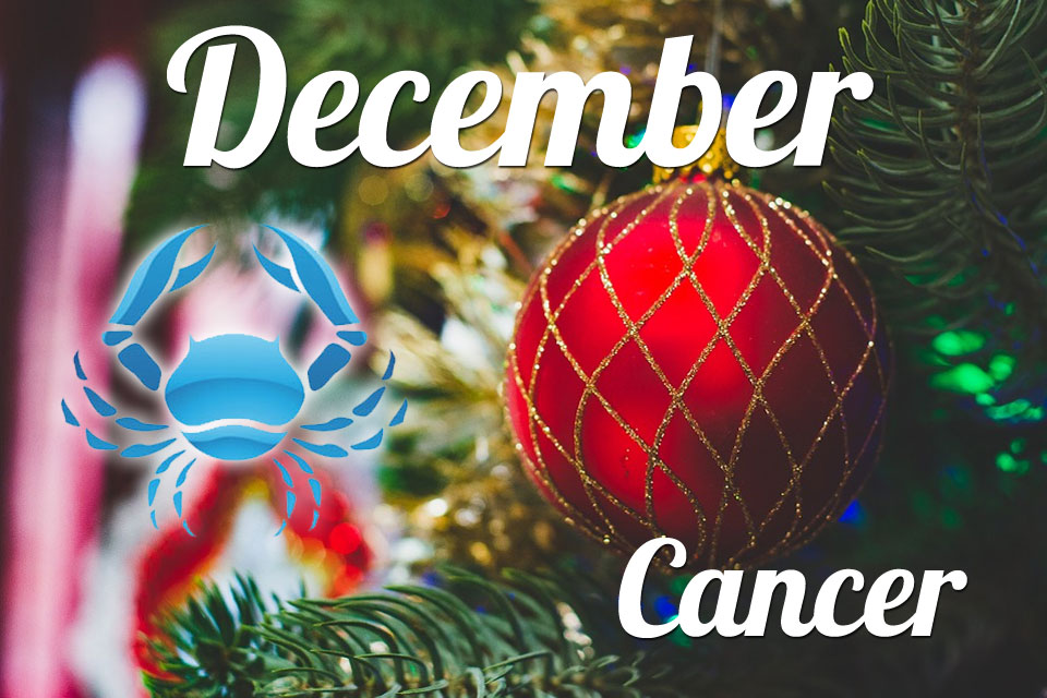 Cancer horoscope December