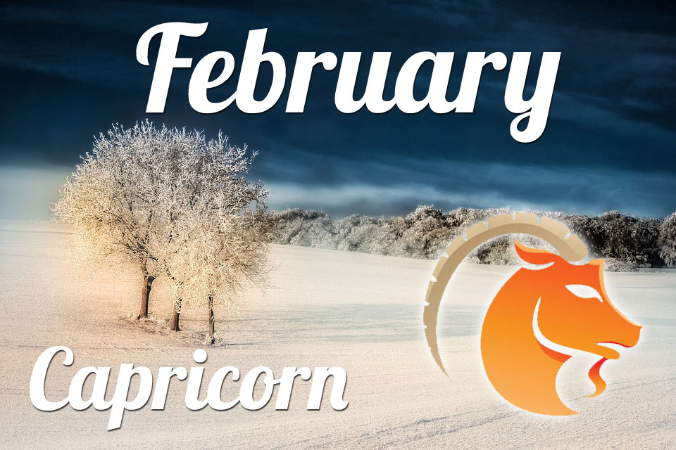 Capricorn horoscope February