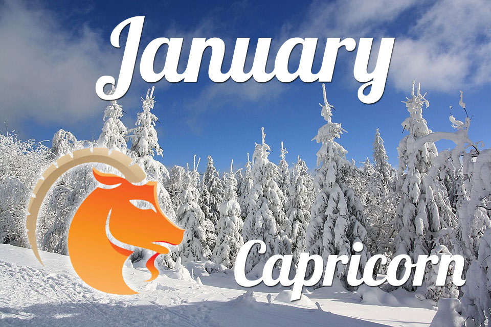 Capricorn horoscope January