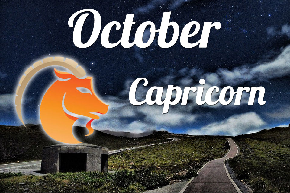 Capricorn horoscope October
