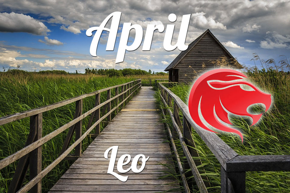 Leo horoscope April