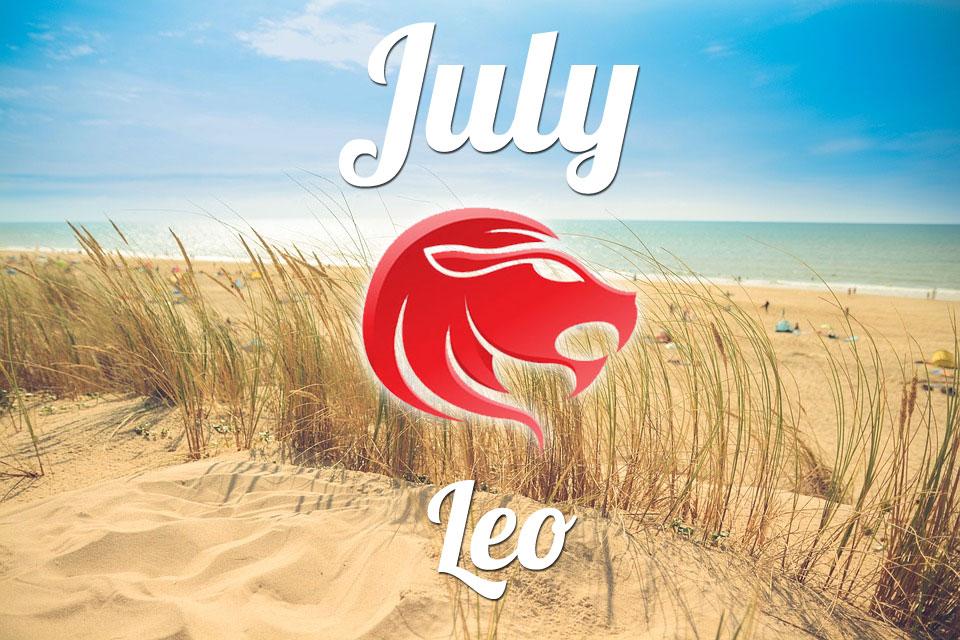 Leo horoscope July