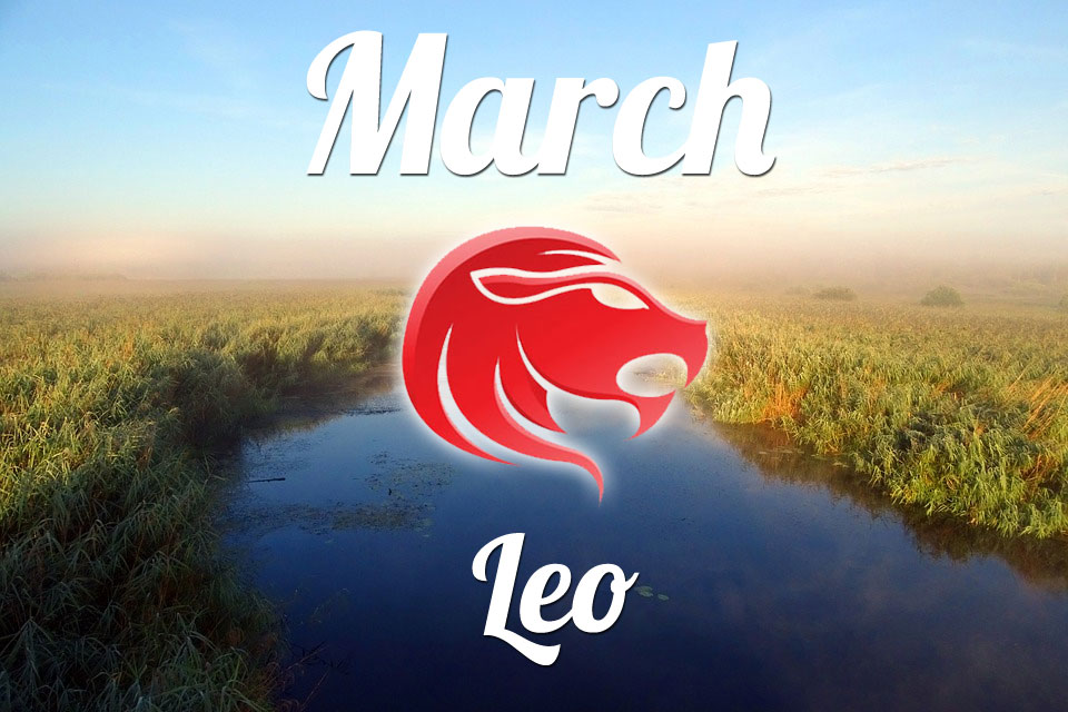 Leo horoscope March