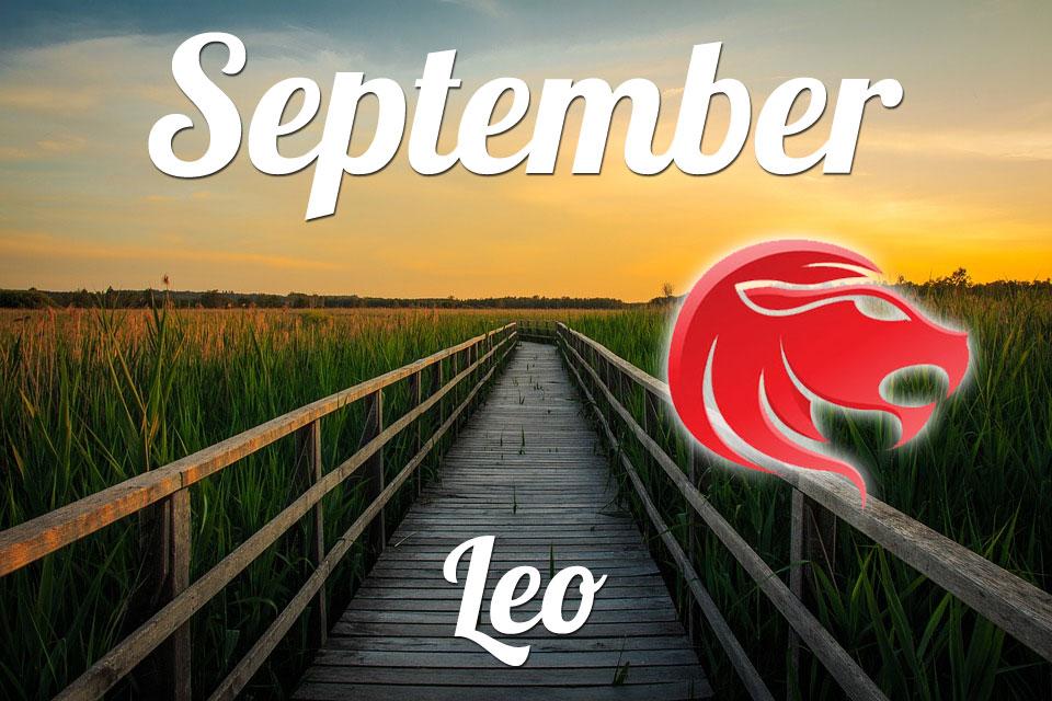 Leo horoscope September