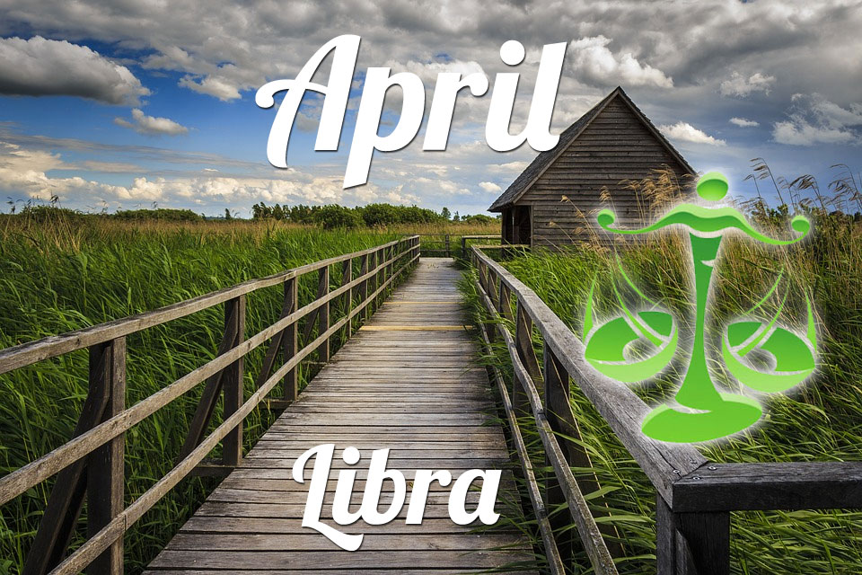 Libra horoscope April