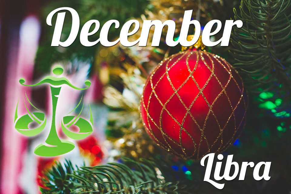 Libra horoscope December