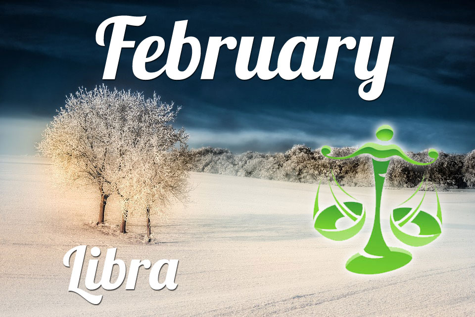 Libra horoscope February