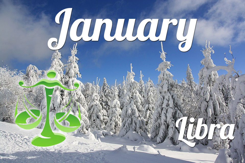 Libra horoscope January