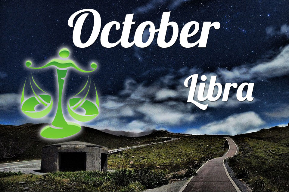 Libra horoscope October