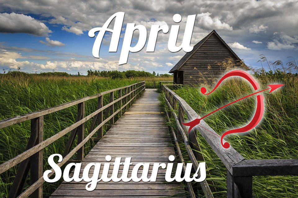 Sagittarius April 2019