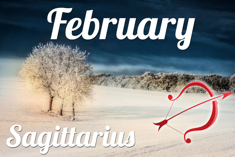Sagittarius horoscope February
