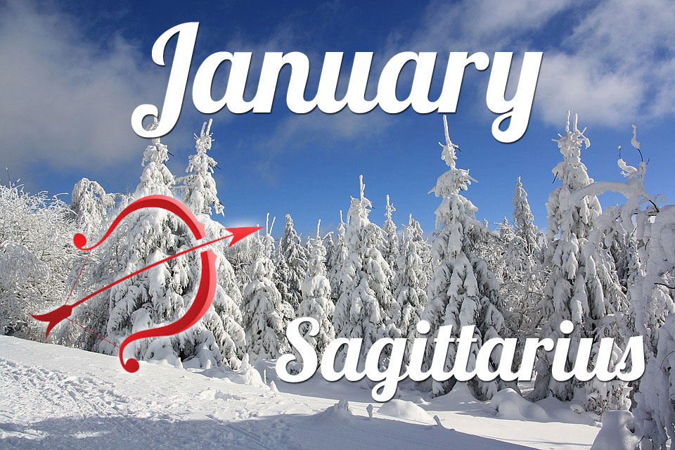 Sagittarius horoscope January