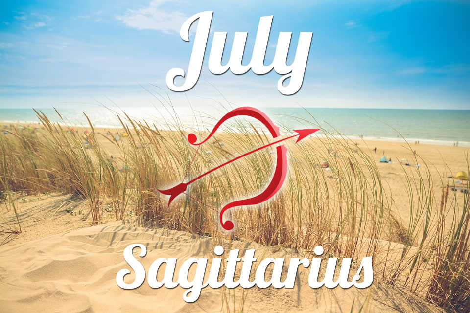 Sagittarius horoscope July