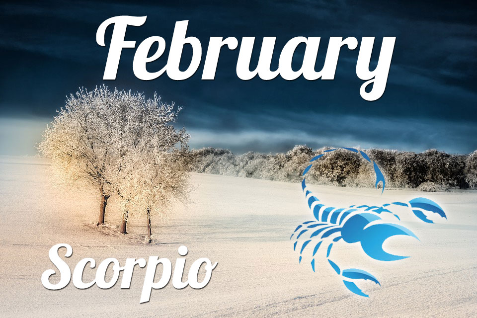 Scorpio horoscope February