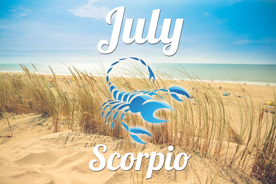 Scorpio horoscope July