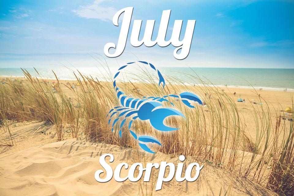Scorpio July 2020