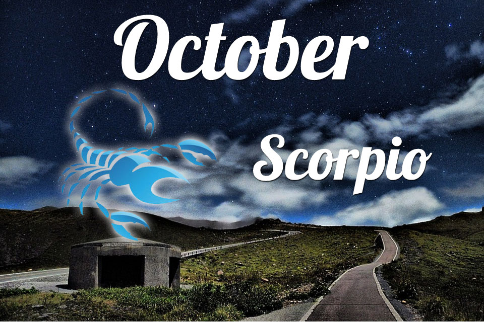 Scorpio horoscope October