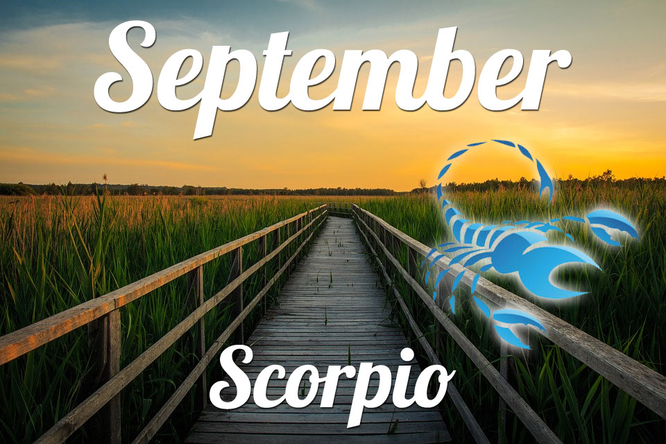 Scorpio horoscope September