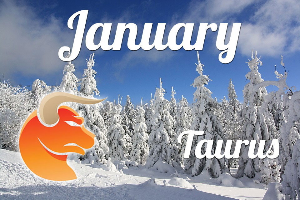 Taurus horoscope January