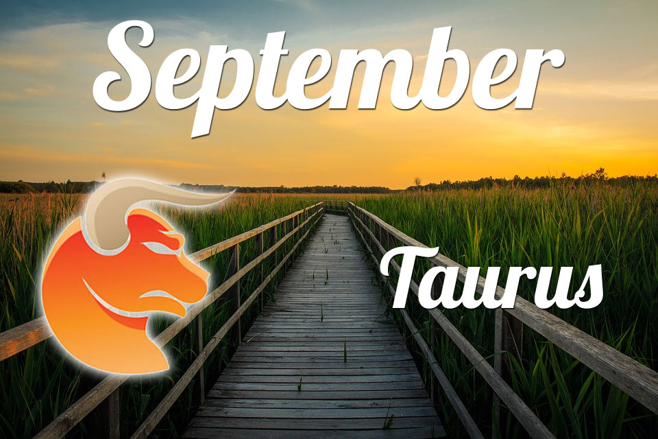 Taurus horoscope September