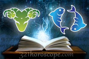 Aries and Pisces horoscope