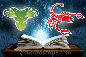 Aries + Scorpio horoscope
